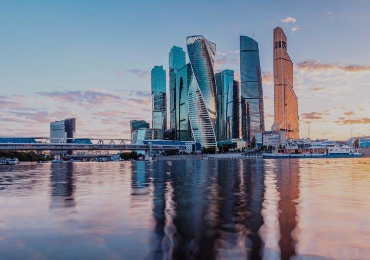 Фото Москва-Сити